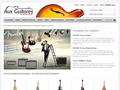 Aux Guitares : vente en ligne d'instruments de musique