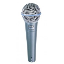 Micro Filaire Chant Shure BETA 58 A