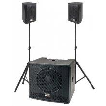 Pack Sono Audio Design Pro TRIO CLUB