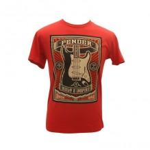 Tee Shirt Fender Built 2 Inspire Taille L