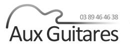 Aux Guitares : Magasin de guitare en Alsace à Mulhouse - Boutique en ligne d'instrument de musique