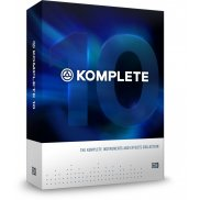 Logiciel Music Native Instruments KOMPLETE 10