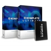 Logiciel Music Native Instruments KOMPLETE 10 ULTIMATE