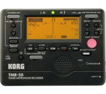 Accordeur Guitare Korg TMR50-BK