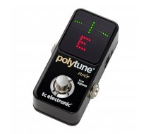 Accordeur Guitare TC Electronic PolyTune Mini Noir