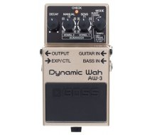 Effet Guitare Boss Dynamic Wha AW3