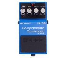 Effet Guitare Boss Compression Sustainer CS3