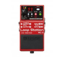 Effet Guitare Boss Loop Station RC-3