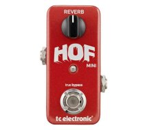 Effet Guitare TC Electronics Hall Of Fame Mini Reverb