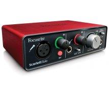 Interface Audio Focusrite Scarlett Solo