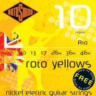 Cordes Guitare Electrique - ROTOSOUND Roto 10-46 R10