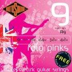 Cordes Guitare Electrique - ROTOSOUND Roto 9-42 R9