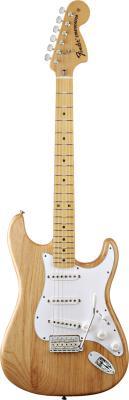 Guitare électrique Fender : Guitare Electrique 70 Classic Stratocaster MN Natural / Guitare et Basse