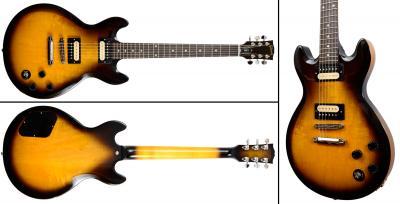 Guitares électriques Gibson : ES-335 Solid Body Vintage Sunburst Limited Run / Guitares et Basses