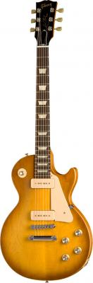 Guitares électriques Gibson : Les Paul Studio 60's Tribute Worn Honeyburst Limited Run / Guitares et Basses