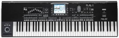 Arrangeurs Korg : Clavier Arrangeur PA3X 76 Notes / Claviers