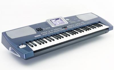 Arrangeurs Korg : Arrangeur PA500 61 Notes / Claviers