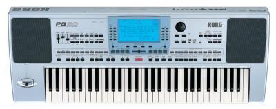 Arrangeurs Korg : Clavier Arrangeur PA50SD / Claviers