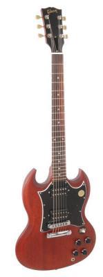 Guitare électrique Gibson : Guitare Electrique SG Special Faded Worn Cherry / Guitare et Basse
